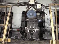 Испытания  машин и механизмов разгрузочных комплексов