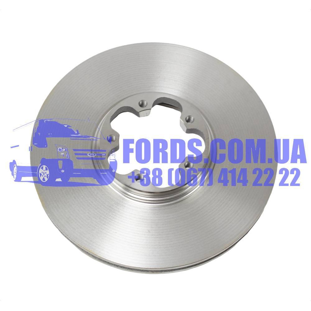 Диск тормозной передний FORD TRANSIT 2000-2006 (1738815/2C161125AA/1738815) FORD