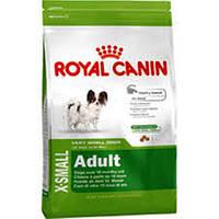Royal Canin (Роял Канин) X-Small adult для собак, 3 кг