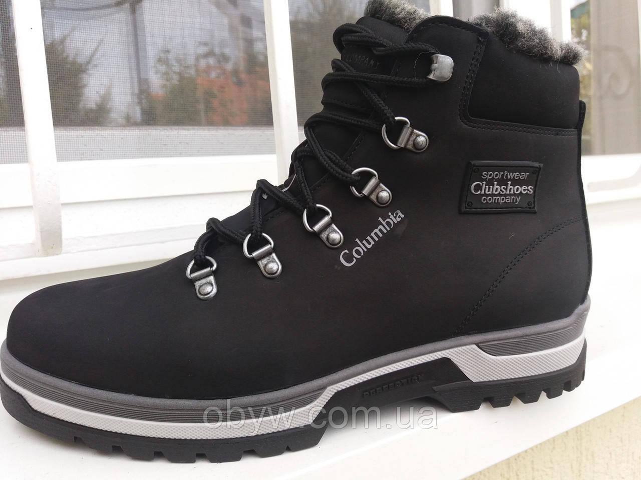 Утеплённые ботинки Calambia