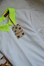 Новое платье с ярким воротничком Boohoo, фото 3