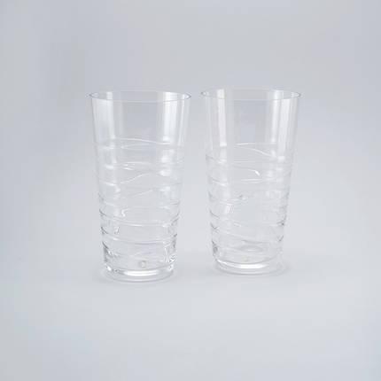 "Комплект стаканов ""Паутинка"" 2 шт 500 мл (SK-2082), фото 2"