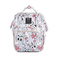 Сумка-рюкзак для мамы Panda