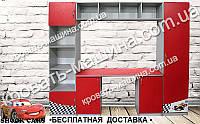 Детская мебель Форсаж NEW красная