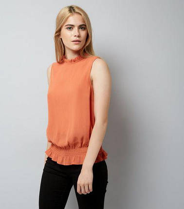 Новая блуза без рукавов New Look, фото 2
