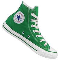 Кеды мужские Converse All Star высокие green