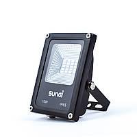 Светодиодный прожектор уличный 10W 6500K Sungi