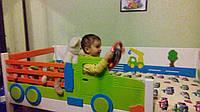 """Кроватка детская """"Грузовичок"""" для мальчика!, фото 1"""