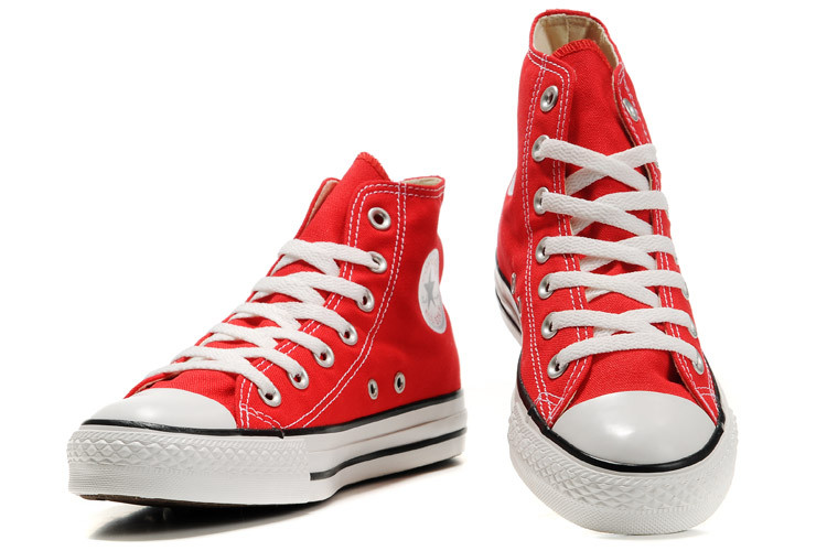 6ccd7373afc6 Кеды Мужские Converse All Star Высокие Red — в Категории