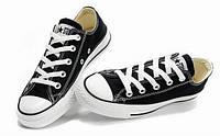 Кеды мужские Converse All Star низкие black