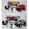 Джип 6138AG-B (24шт) р/у,аккум,25см,резиновые колеса,свет,2вида,в кор-ке,35-17,5-17см