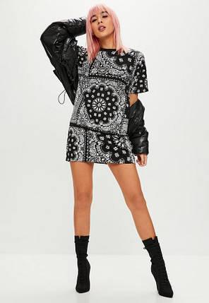 Новое платье прямого кроя Missguided, фото 2