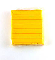 Полимерная глина, желтая