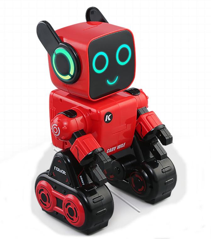 Програмований робот-консультант JJRC R4 Cady Wile Червоний (JJRC-R4R)