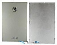 Оригинальная задняя крышка для JiaYu G5/G5s серебристая