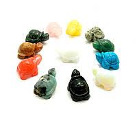 Черепахи каменные набор (н-р/12шт)(27х18х2,5 см)