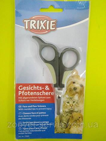 Когтерез - ножницы для подрезания когтей кошек и маленьких собакTrixie - 2360, фото 2