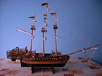 Корабль деревянный 3,1-59