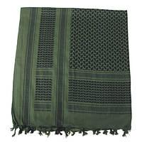Куфия (арафатка) 115x110см  MFH зеленого цвета