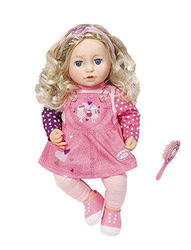 Кукла пупс Baby Annabell Беби Анабель красавица София Sophia so Soft Zapf Creation 700648