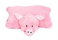Подушка-игрушка Свинка 55 см символ 2019