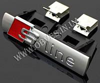 Эмблема S-Line в решетку Audi A4