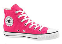 Кеды Converse All Star HI pink, фото 1