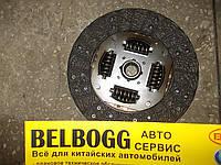 Диск сцепления 2,0 МТ диаметр 230 мм BYD S6, Бид С6, Бід С6