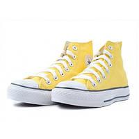 Кеды Converse All Star HI yellow, фото 1