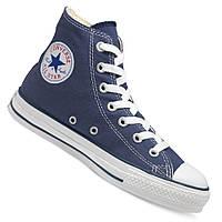 Кеды Converse All Star HI blue, фото 1