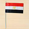 "Флажок ""Египет"" с гербом | Флажки Африки |"