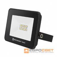 Наружный светодиодный прожектор ЕВРОСВЕТ 20 Вт ES-20-504 BASIC 1100Лм 6400К