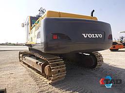 Гусеничный экскаватор VOLVO EC460BLC (2006 г), фото 2