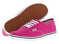 Кеды женские Vans pink