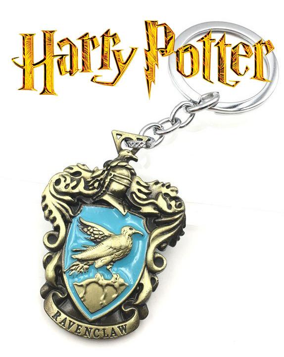 Брелок с изображением герба факультета Равенкло Когтерван из Гарри Поттера
