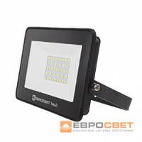 Светодиодный влагозащищенный Прожектор 50вт  ES-50-504 BASIC 2750Лм 6400К ЕВРОСВЕТ