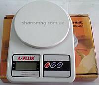 Весы кухонные A-Plus 1657