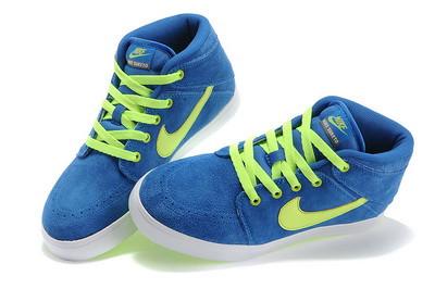 Женские кроссовки Nike Suketo High Suede