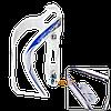 Флягодержатель BaseCamp BC-911 Бело-синий