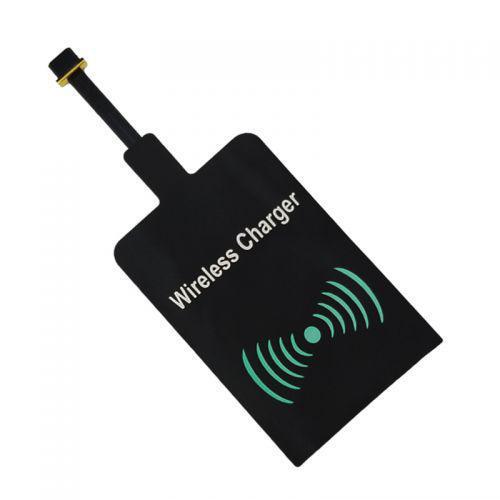 Приемник для беспроводной зарядки QI microUSB AR 70