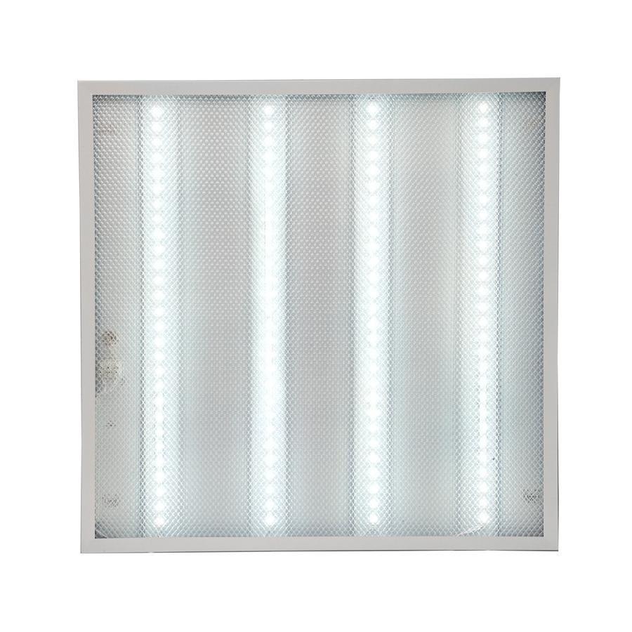 Світильник світлодіодна панель ЕВРОСВЕТ 36W PRISMATIC LED-SH-595-20 4000K/6400K 3000Lm