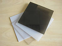 Монолитный поликарбонат Borrex 8 мм, размер листа 2050х6100 мм, цветной, фото 1