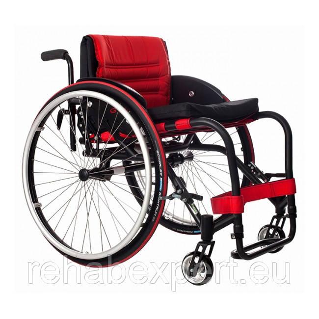 Активная инвалидная коляска для взрослых GTM Mobil 1 Active Wheelchair