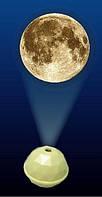 Ночник проектор Луна, фото 1
