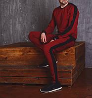 Мужской спортивный костюм Baterson (bordo)