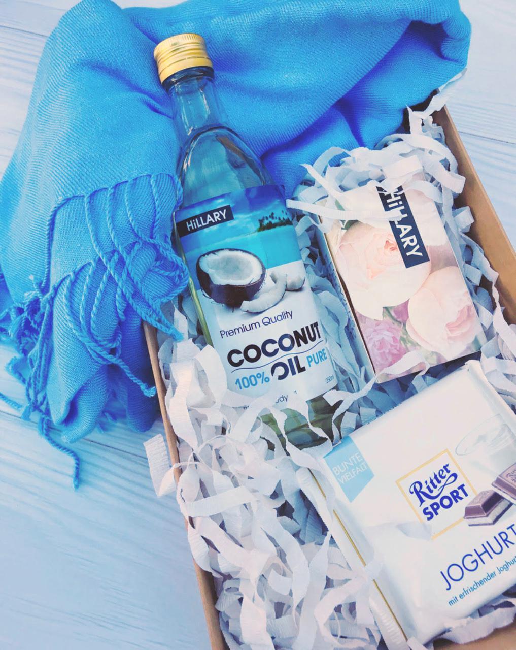 Подарочный набор для женщин Кокосовый Рай