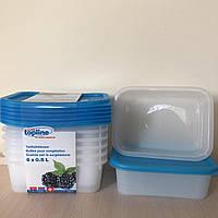 Набор контейнеров 5 шт по 0,75 л