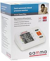 Тонометр Gamma Semi Plus полуавтоматический на плечо гарантия 5 лет
