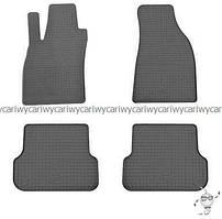 Коврики резиновые в салон Audi A4 (B6) 00-/A4 (B7) 04- 4шт. Stingray