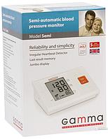 Тонометр Gamma Semi полуавтоматический на плечо гарантия 5 лет
